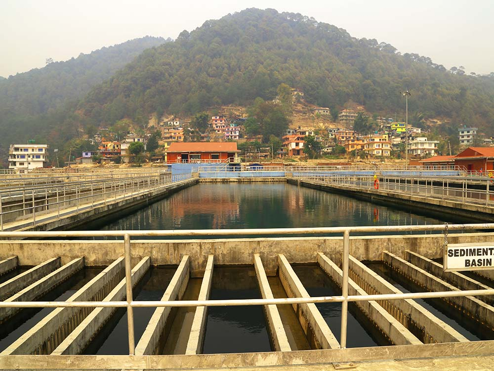 Project Management Consultant For Melamchi Water Supply Project