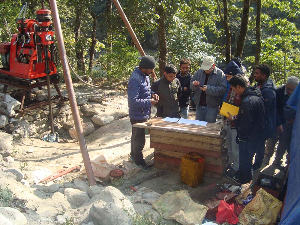 Feasibility and Environment Impact Assessment Study of Arun-4 Hydropower Project (490 MW)