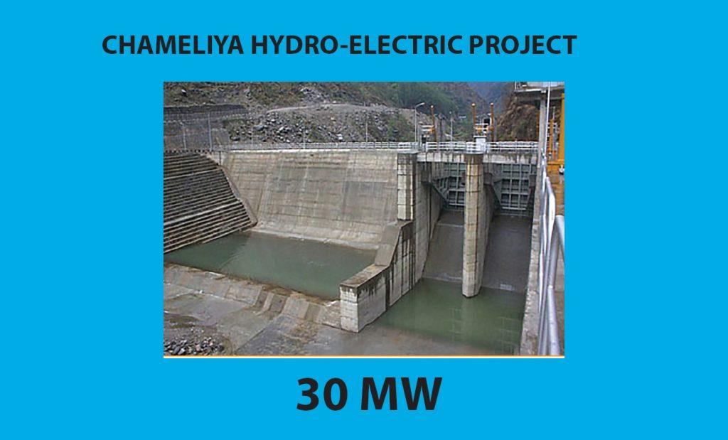 Chameliya Hydroelectric Project (30MW)